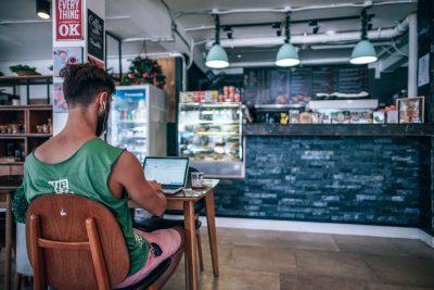 internet w restauracji