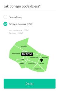 mapa zamówień online
