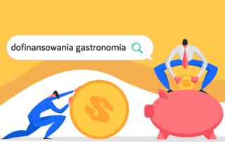 dofinansowanie dla gastronomii